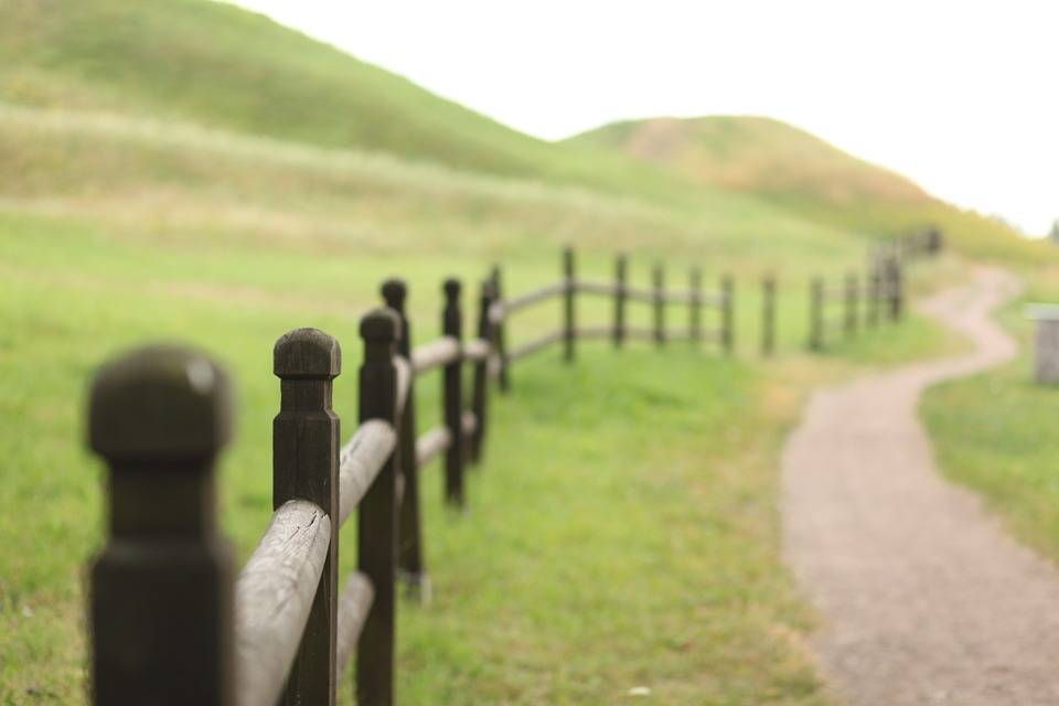 this image shows home improvement and fencing ideas